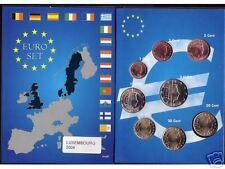 EURO LUXEMBOURG 2006  SERIE COMPLETE 1 C A 2 € NEUVE