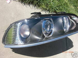 BMW EUROPEAN E39 XENON HEADLIGHT 540i 530i 525i M5 OEM