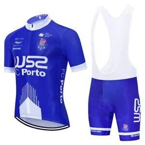 TEAM 2020 FC PORTO cyling  jersey 20D bike pants suit men summer quick dry pro