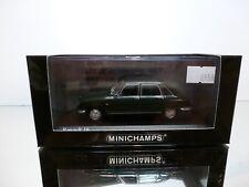 MINICHAMPS 113102 RENAULT 16 - 1965 - GREEN METALLIC 1:43 - EXCELLENT IN BOX
