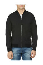 NEW Superdry Rookie Air Corps Bomber Black