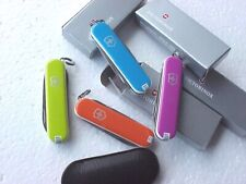 4COLORS Limited Edition Victorinox Classic SD Swiss Army Knife Collection