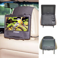 TFY Universal Car Headrest Mount Holder for 7-10 inch Portable DVD Players