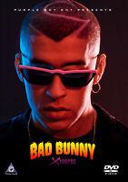 BAD BUNNY X100PRE 2019 LATIN TRAP MUSIC VIDEOS DVD DRAKE CARDI B J BALVIN FUTURE