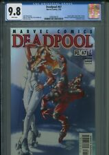 Deadpool 67 CGC 9.8 Rhino Black Swan Dazzler Uncanny X-Force X-Men New Mutant