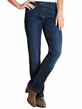 Marks and Spencer Straight Leg Coloured Mid Jeans for Women