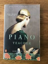 The Piano Teacher By Janice Y. K. Lee, Paperback