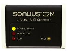 SONUUS G2M V3 - Convertitore Universale Audio/MIDI Versione 3