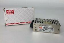 MW Mean Well RS-25-24 AC to DC Power Supply Single Output +24V NIB 50/60Hz 1.1A
