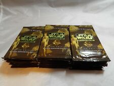 STAR WARS CCG JABBA'S PALACE LOT OF 30 SEALED BOOSTER PACKS