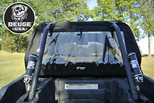 Deuce USA Polaris RZR 2018-2014 XP1000, XP4 900,XP4 1000 Rear window/screen unit