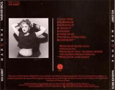 Madonna: Madonna MUSIC AUDIO CD 1983 No Barcode W2-23867 Self-Titled Album Sire