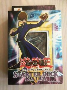 Yu-Gi-Oh Starter Deck - KAIBA (FACTORY SEALED)