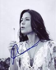 RHONA MITRA Signed Photo w/ Hologram COA THE LAST SHIP