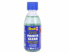 Painta Clean Brush-Cleaner 100ml - Cleaning Liquid Brush 39614 Revell