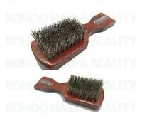ANNIE MINI BOAR BRISTLES CLUB BRUSH **SOFT BRISTLES**  FOR HAIR AND BEARD