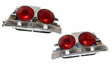 Nissan R33 Tail Light Set - Clear