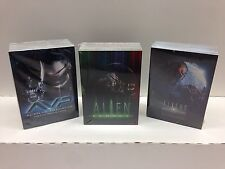 ALIEN VS PREDATOR, AVP-R & LEGACY CARD SETS (3 TOTAL) + 4 FREE SETS & PROMO