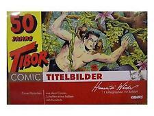 Tibor portefeuille, Edition Comics, etc.