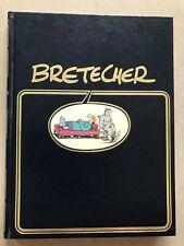 BD Bretecher Dargaud editeur, 1980 - edition de luxe