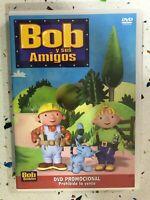 Bob Y Amici DVD The Builder Pizza Per Bob + Festa a Sorpresa Per Wendy
