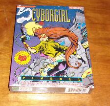 "B&N Software Cyborgirl Pinball 3.5"" Diskette"
