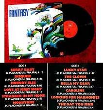 LP Free Fantasy (BASF CC 292 800) D 1976