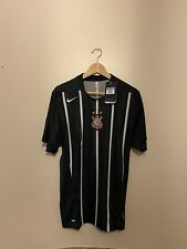 Corinthians Away 2005/06 BNWT Football Shirt Medium #10 Carlitos