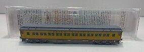 Micro-Trains 14500060 N Union Pacific Pullman 78' Paired Window Coach Car #417