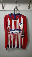 CAMISETA SHIRT ATLETICO MADRID PLAYER ISSUE MATCH UN WORN 18/19 SIZE M