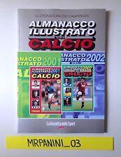 ALMANACCO PANINI 2001-2002 - La Gazzetta dello sport - Album Figurine-stickers