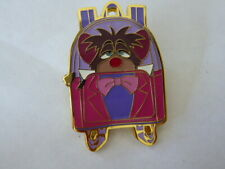 Disney Trading Pins Loungefly Alice in Wonderland Backpack Mystery - Dormouse