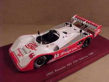 TrueScale 1/43 Porsche 966, '93 Sebring, Snap-on - Diet Coke #66  #TSM114303