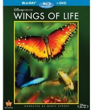 Disneynature: Wings of Life [2 Discs] Blu-ray Region A BLU-RAY/WS