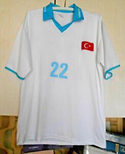Maillot Jersey - Football Taille XL - Turkiye Turquie - Hamit Altintop numero 22