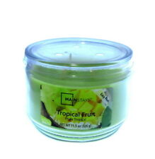 3 wick canle tropical fruit