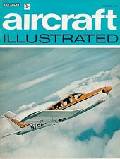 AIRCRAFT ILLUSTRATED OCT 1969 USAF CONVAIR F-102 DELTA DAGGER_RAF HENLOW_JG27_HE