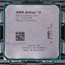 AMD Athlon II X4 631 AD631XWNZ43GX CPU Processor 2.6 GHz Socket FM1