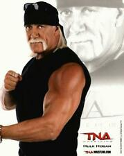 TNA HULK HOGAN P-73 OFFICIAL LICENSED 8X10 PROMO PHOTO