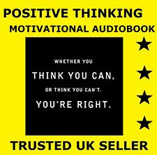 (D32) Positive Thinking Audiobook