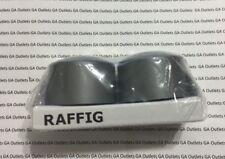 IKEA Raffig Finials 1 Pair Grey 002.199.37