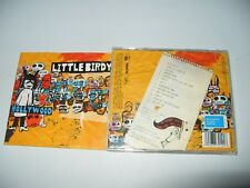 Little Birdy Hollywood cd + dvd 2006 discs + Inlays Are Excellent