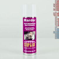 Stop&Go Marder-Duftmarken-Entferner Marderschutz Marderschreck Vorbehandlerspray
