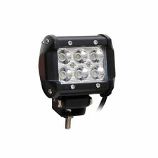 Faro da lavoro LED lights Barra LUCE BIANCALavoro Faretto 4x4 OffRoad Camion 12V