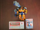 Transformers ArmadaSmokescreen & Liftor Complete w/ instructions and card
