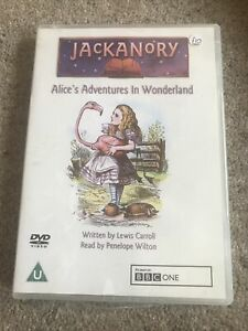 Jackanory: Alice's Adventures In Wonderland [DVD] - DVD  CWVG The Cheap Fast