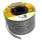 Hicon Ambience 30m 2x 2,5mm ² Cable de Altavoz OFC Plateado hia-225-3000