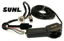12ft Massimo Winch Remote Controller w/Universal Adapter for UTV ATV Off-Road