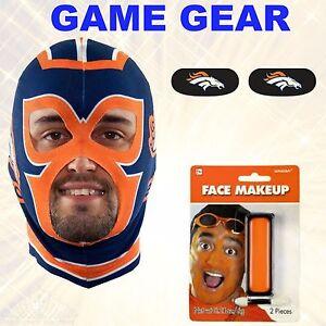 NFL Football Denver Broncos Game Gear Buy 2 & SAVE!