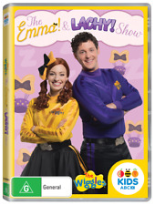 New - The Wiggles - The Emma & Lachy Show - DVD - ABC Shop